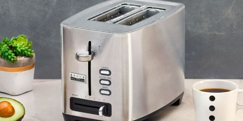 Bella 2-Slice Toaster Oven Only $19.99 on BestBuy.com (Regularly $50)   Extra Wide Slots for Bagels & More