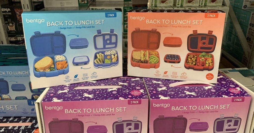 Bentgo Back To Lunch Set