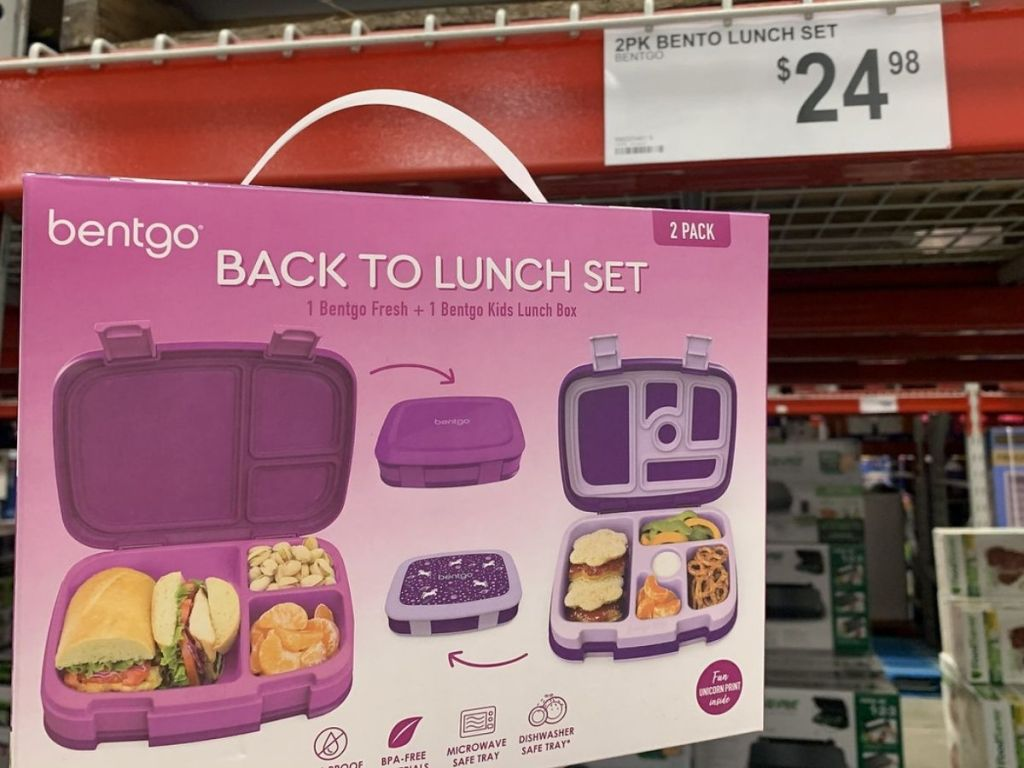 Bentgo Back to Lunch 2-pack at Sam's Club