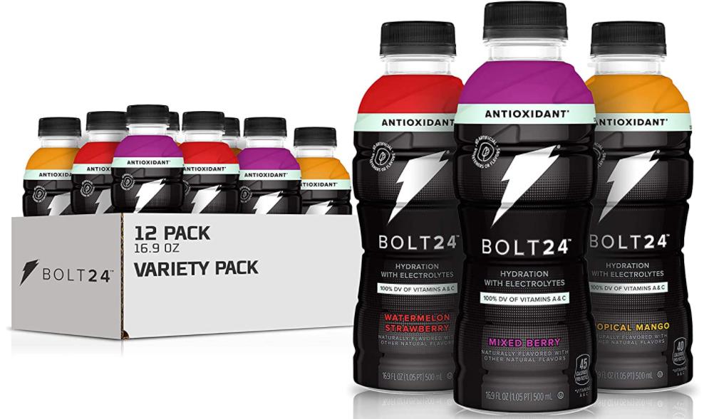 Bolt 24 Drinks