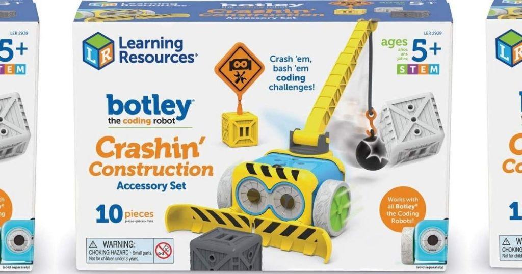 Botley Crashin Construction Accessory Set