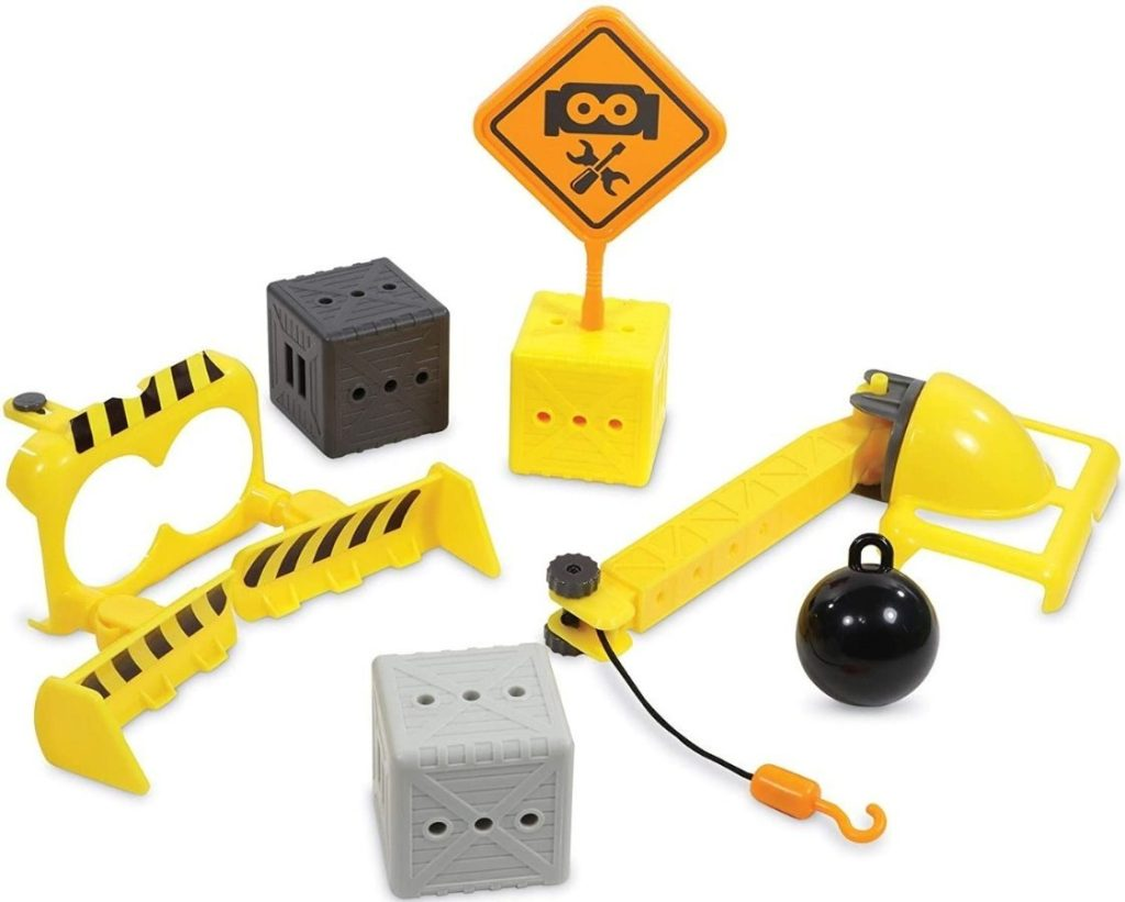 Botley the coding robot construction accessory set
