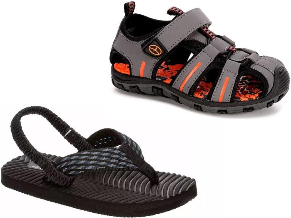 Bouys Sandals Rackroom SHoes