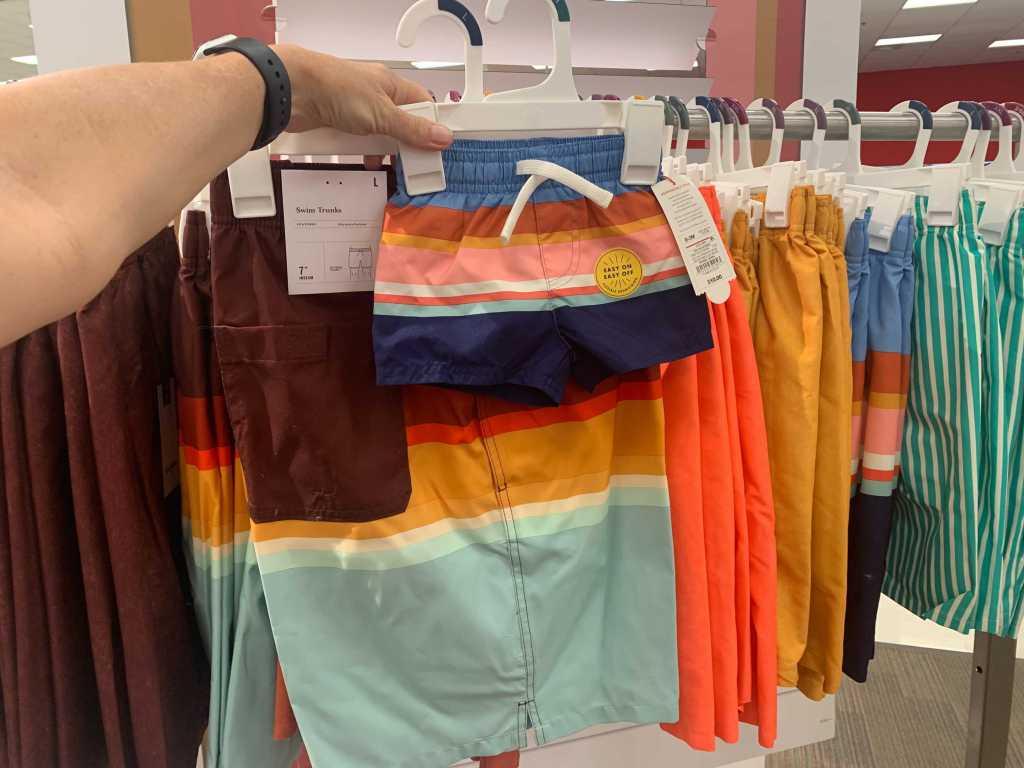 Boys Swimwear trunks at Target