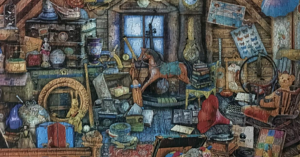 hidden picture jigsaw puzzle