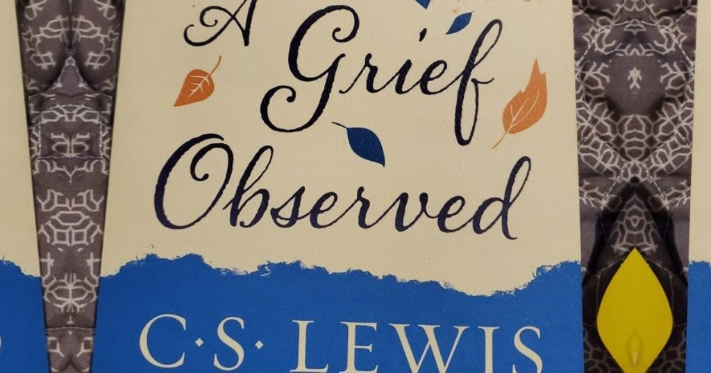 A Grief Observed Book by CS Lewis