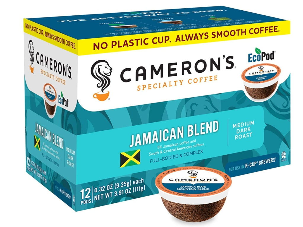 cameron coffee jamaican blend