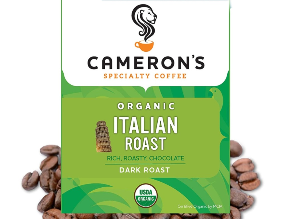 Cameron Italian roast