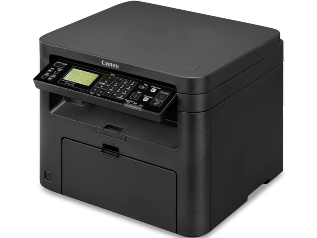 large black printer