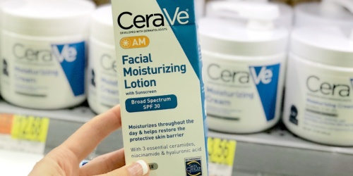 $10 Off $40 Personal Care Purchase on Amazon | Save on CeraVe, Cetaphil, & More