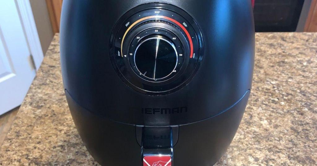Chefman Air Fryer on a kitchen counter
