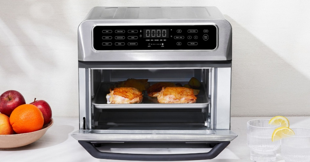 Chefman Toast-Air Dual Function Air Fryer + Oven