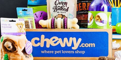 $50 Chewy.com eGift Card Only $42.50 Delivered for New Customers