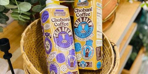 FREE Chobani Cold Brew Coffee After Rebate (Regularly $4.50)