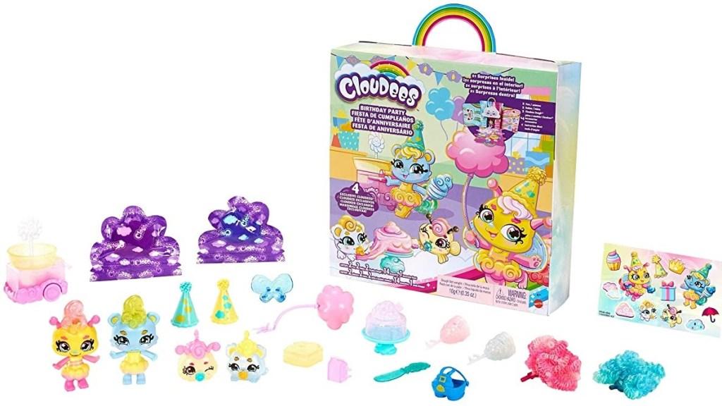 Cloudees Pets toys