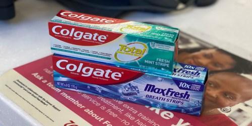 2 FREE Colgate Toothpastes After Walgreens Rewards | Starting 6/20