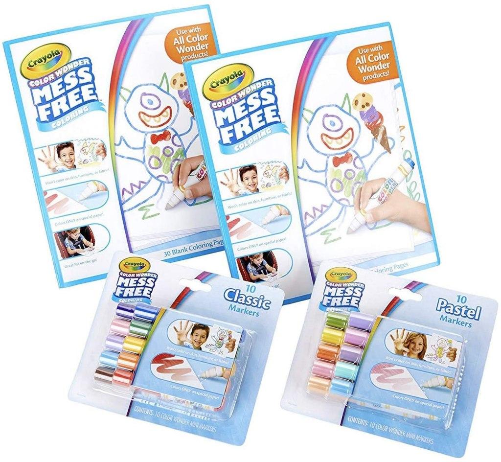 Color Wonder Mess Free Kit
