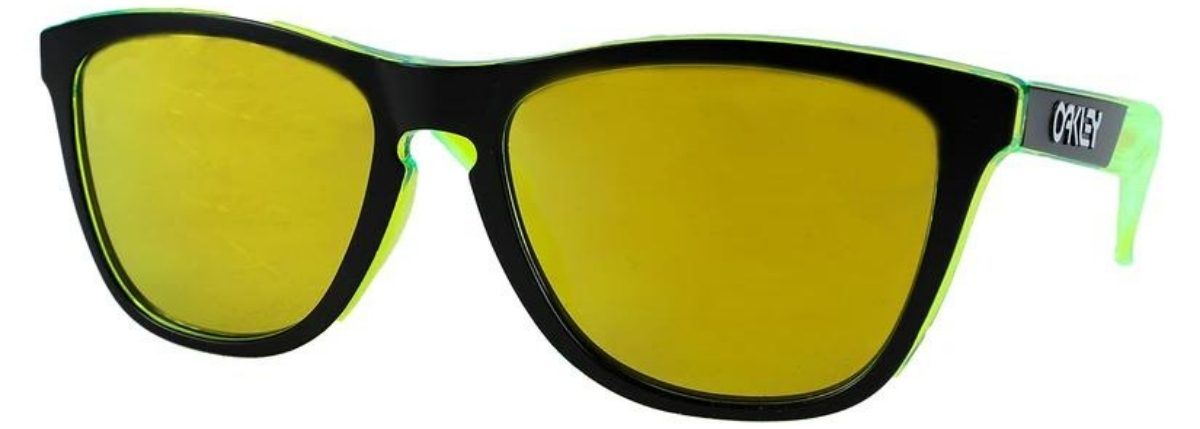 Oakley Frogskins Crystalline Collection Sunglasses