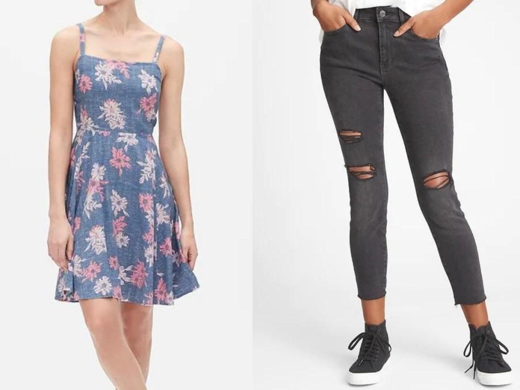 women's clothing at GAP