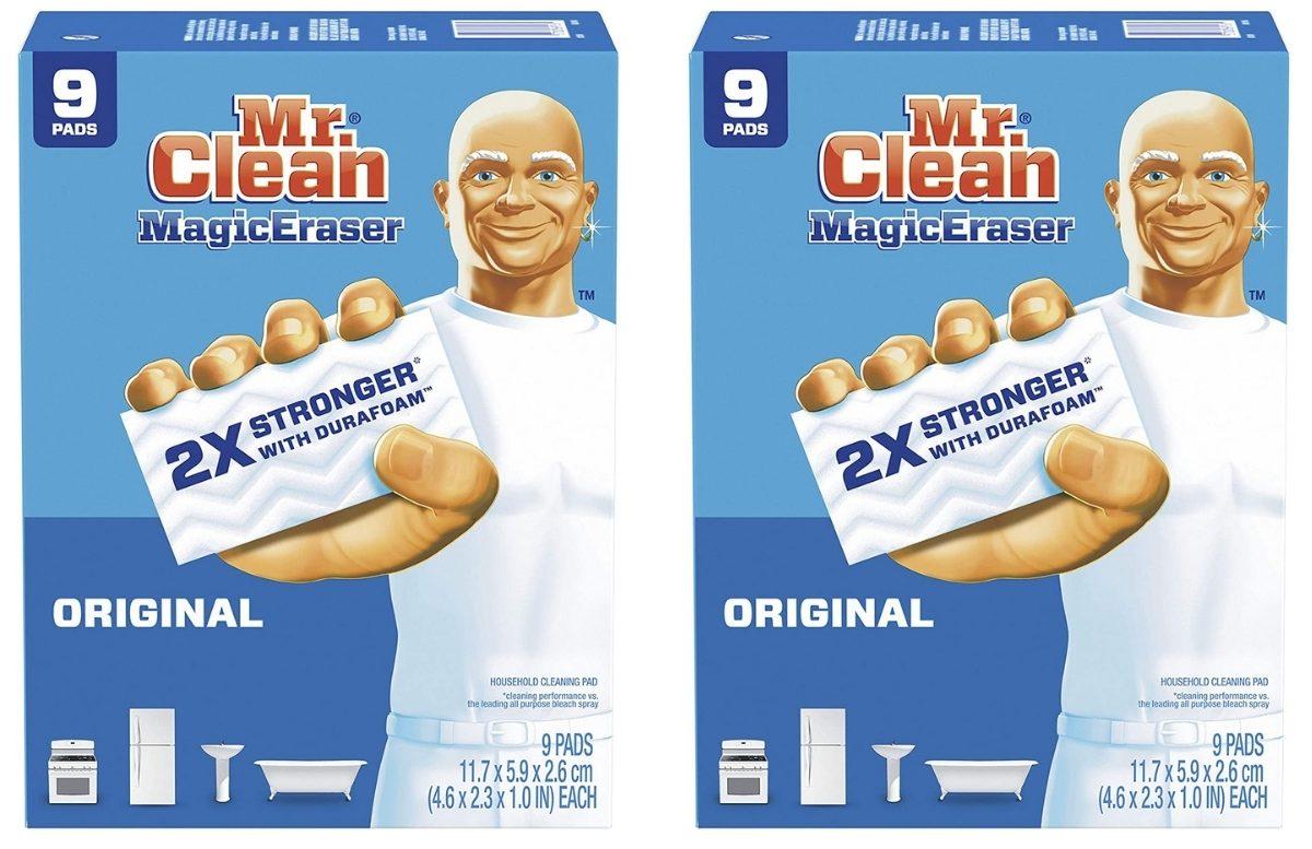 Mr. Clean Magic Eraser 18-count