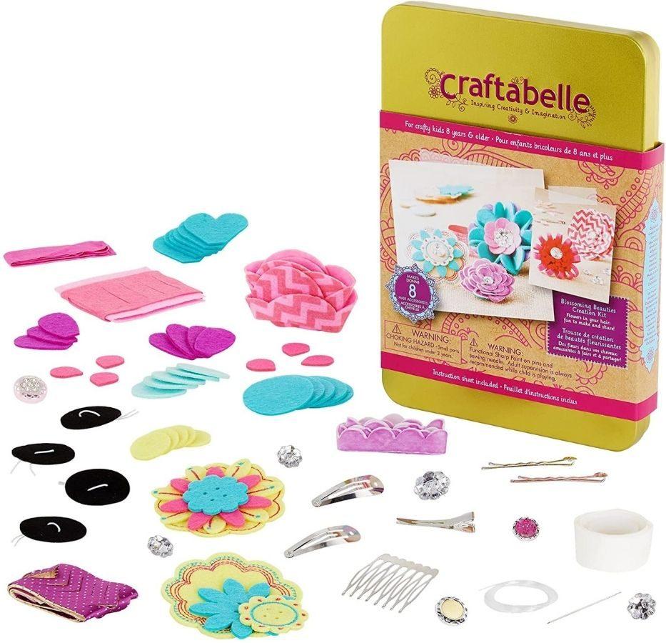 Craftabelle Hair Flower Craft