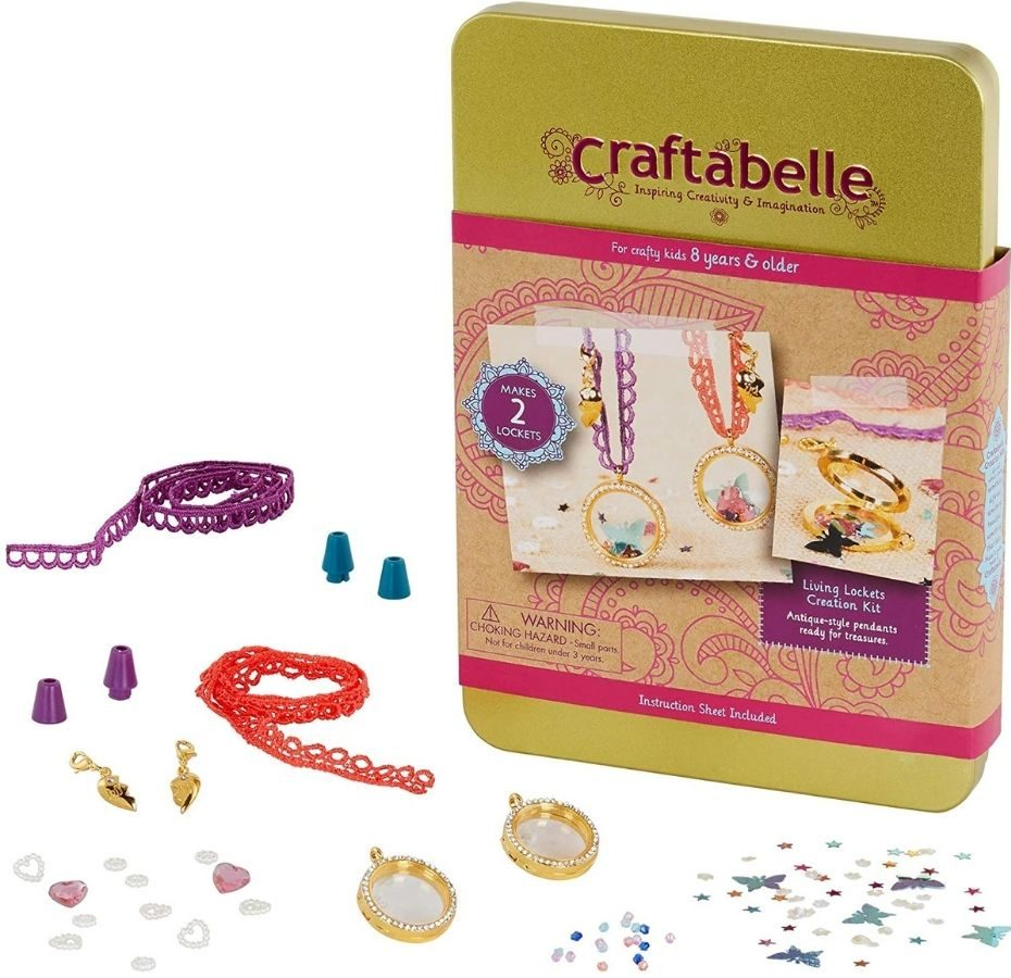 Craftabelle Locket making set