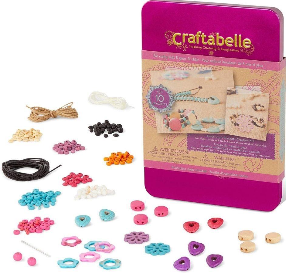 Craftabelle bracelet making set