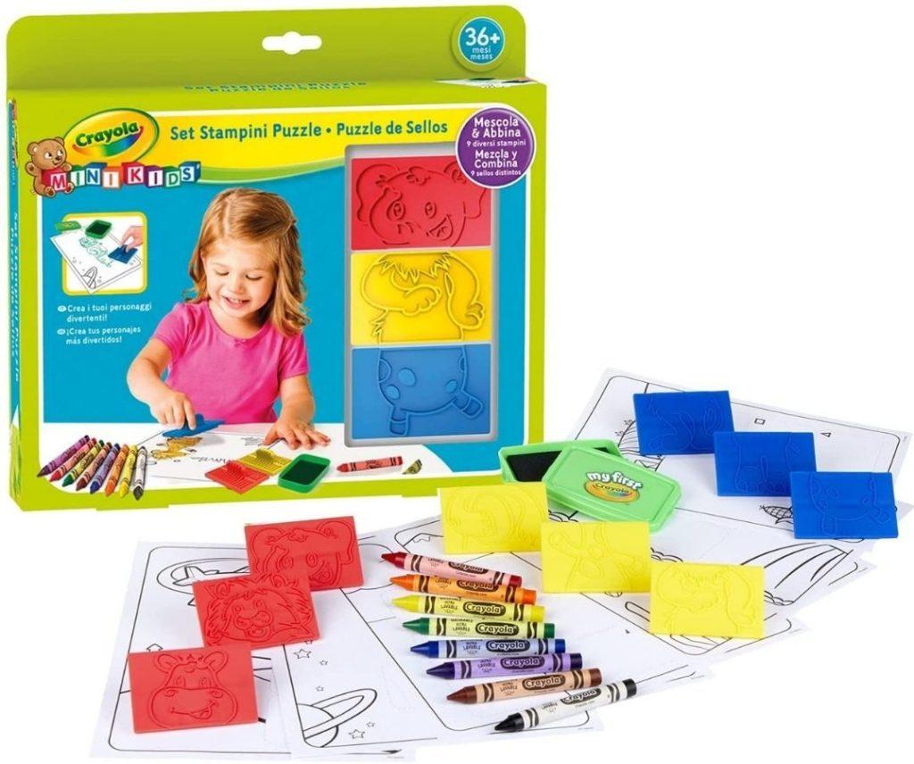 Crayola My First Stamp Set