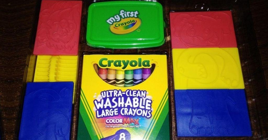 Crayola My first Stamper Set
