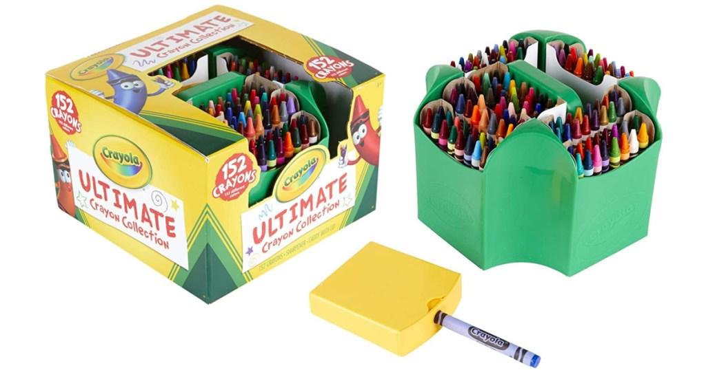 crayola crayon set