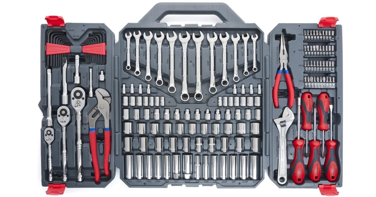 Crescent 170 Piece General Purpose Tool Sets