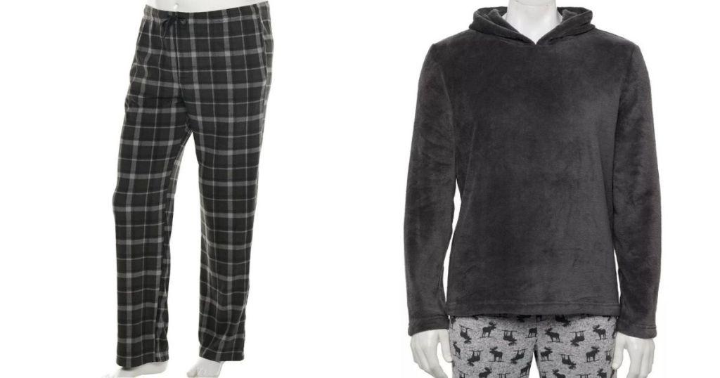 Croft & Barrow Pants and Sweatshirt