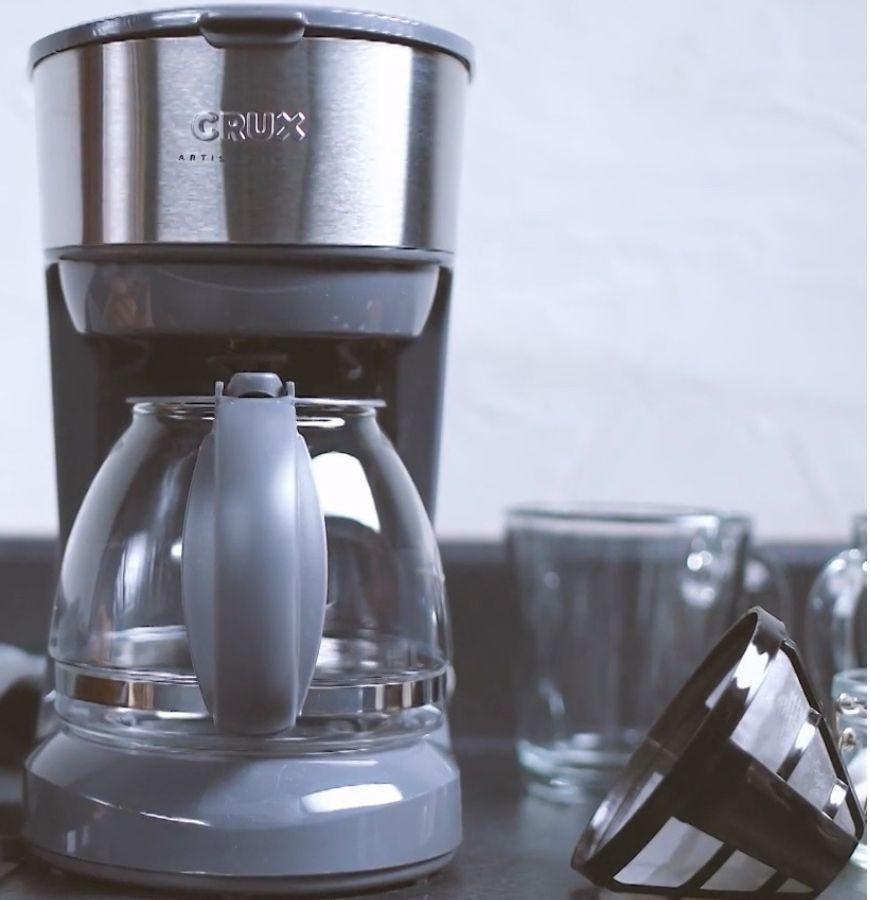 Crux 5-Cup Coffee Maker