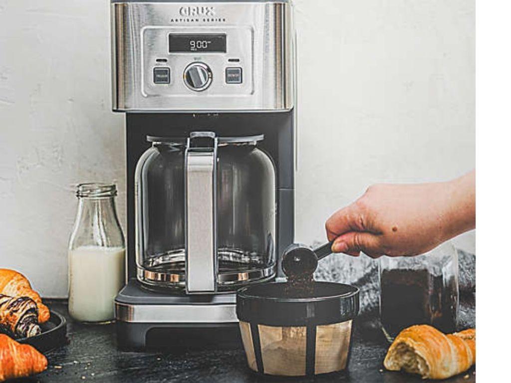 Crux Coffee Maker