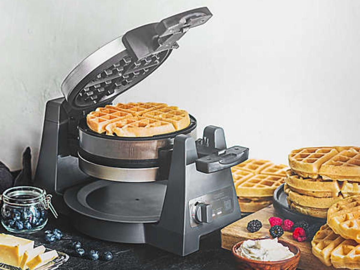 Crux Double Waffle Maker