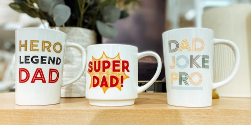 These Dad Mugs Are Just $5 at Target & Make a Great Father's Day Gift
