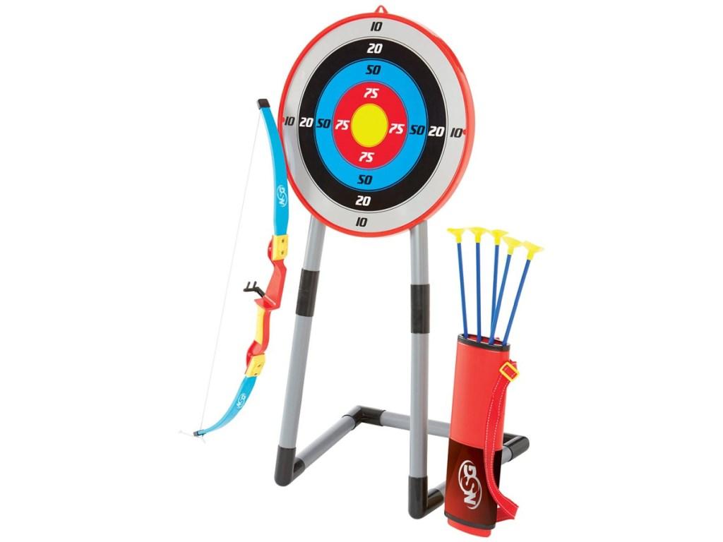 Deluxe Jr. Archery Set