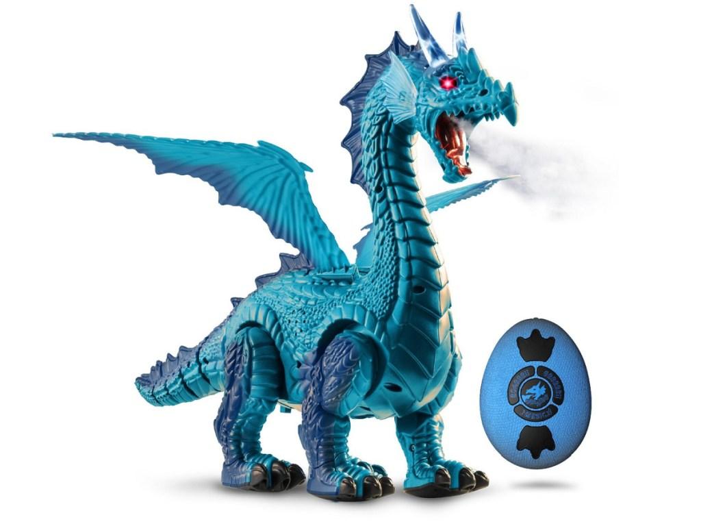 remote control dragon with remote