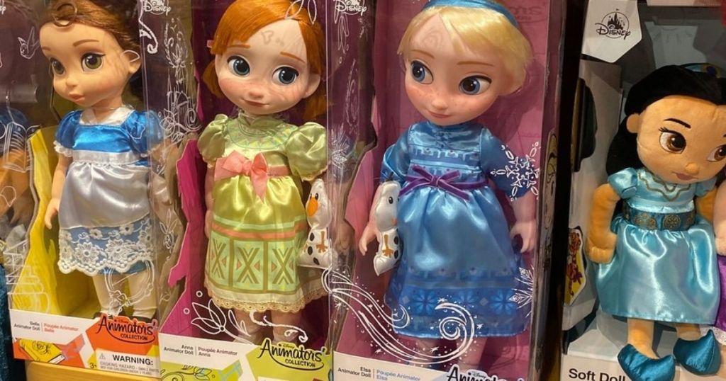 Disney Animators Collection