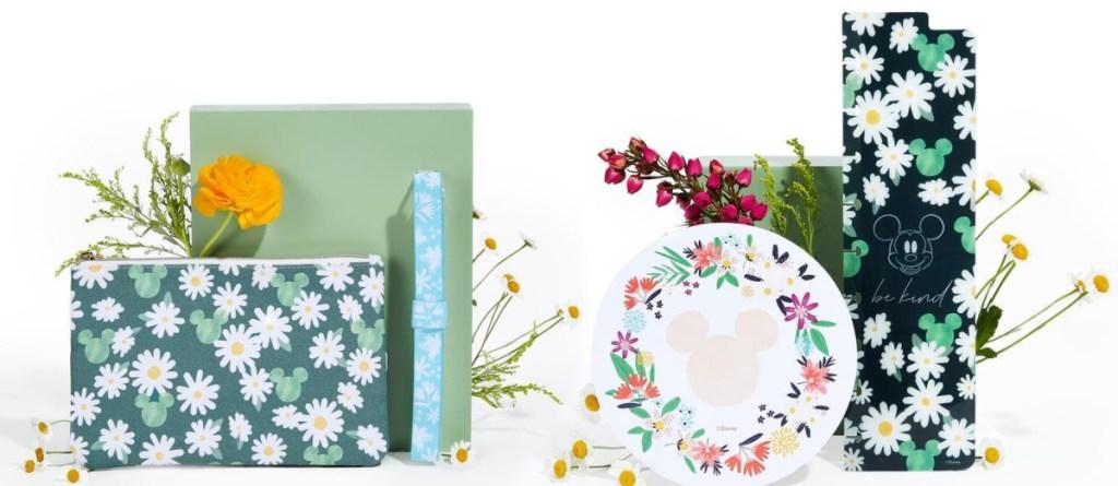 Disney floral planner accessories