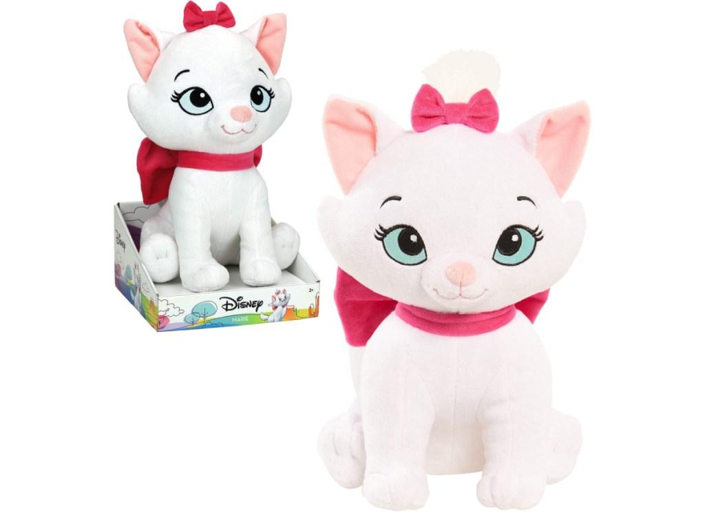disney plush marie stuffed animal