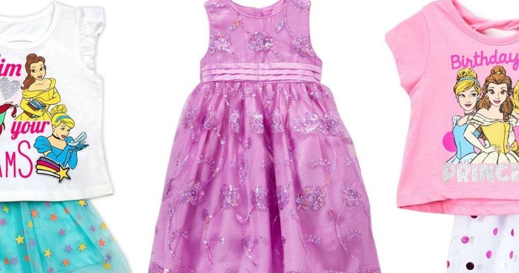 Dsiney Princess Dresses