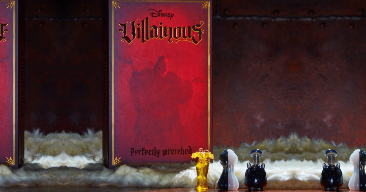 Disney Perfectly Wretched Board Game
