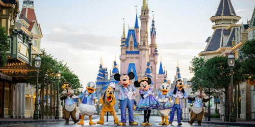 50 Win Trip for 4 to Disney World (Over $10,000 Value)