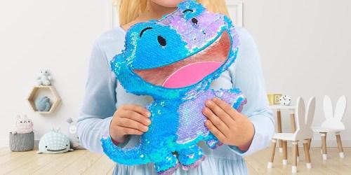 Disney's Frozen 2 Bruni 12″ Plush w/ Reversible Sequins Only $2.94 on Walmart.com