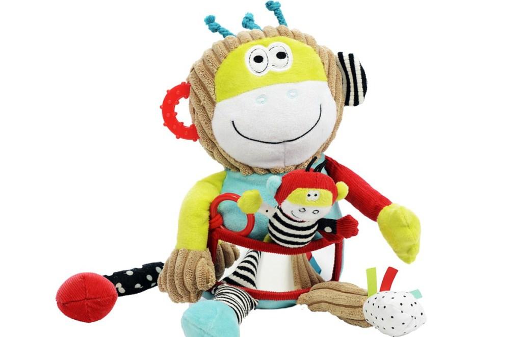 Dolce Play & Learn Monkey