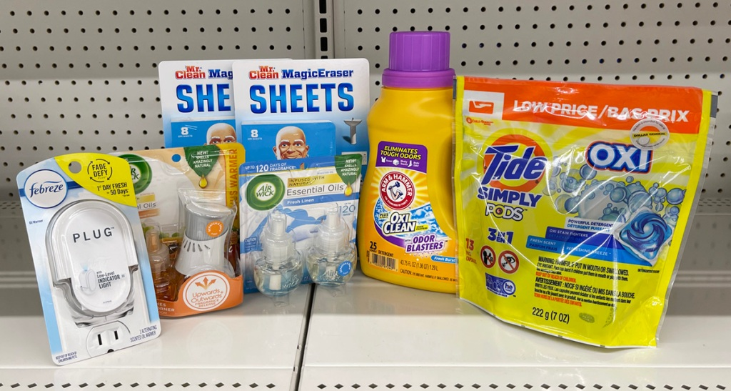 Dollar General Household Products