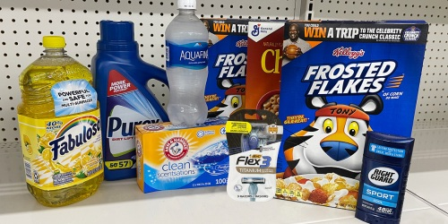 *HOT* 10 Household & Personal Care Items Only $7.85 at Dollar General (June 12th Only – Just Use Your Phone)
