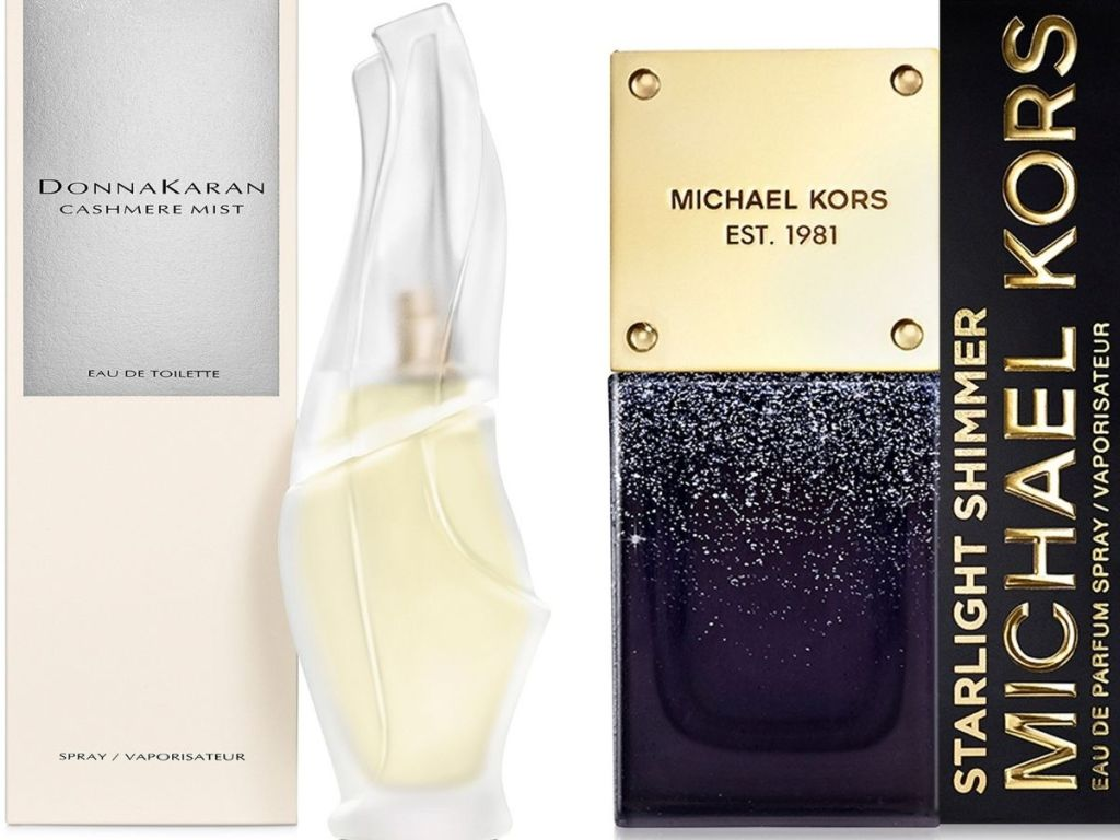 Donna Karan and Michael Kors Perfume