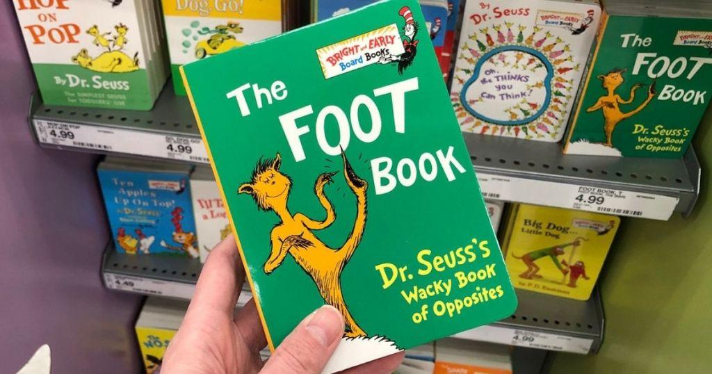 Dr Seuss Board Books